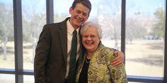 Drs. Kevin Jackson and Martha Lou Scott