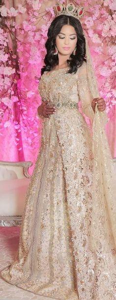 Moroccan Princesses | Nuriyah O. Martinez | Caftan / Takchita