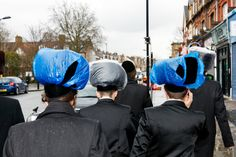 Martin Parr - England. London. Stamford Hill. Purim festival. 2016