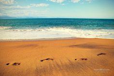 _pegadas na areia | Flickr – Compartilhamento de fotos!