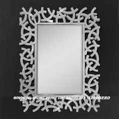 Cermin Hias Ruang Tamu Minimalis Duco Gloss Ialah Furniture Untuk Hiasan Dinding Yang Mampu Memperidah T