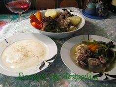Γίδα βραστή Greek Recipes, Beef, Ideas, Food, Meat, Eten, Greek Food Recipes, Ox, Ground Beef