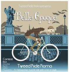 Tweed ride, gara in bici in abiti vintage un tuffo nella Belle époque a Roma questo fine settimana