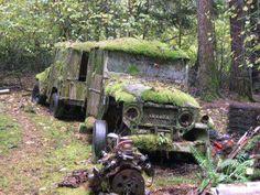 GREEN FJ40