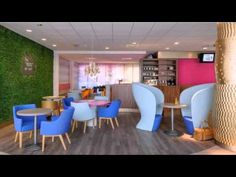 ibis Styles Frankfurt-Offenbach - Offenbach - Visit http://germanhotelstv.com/frankfurt-offenbach A free internet terminal in the lobby an indoor parking garage a 24-hour bar and early/late-riser breakfasts are offered at this Ibis hotel. It is in Offenbach 1.5 km from the city centre. -http://youtu.be/zMhmnxohCfc