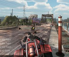 Motor Wars Multiplayer Battle Race Rocket Blast The Enemy To Protect Your
