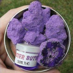 thedailychief:  Purple moon rocks   :...