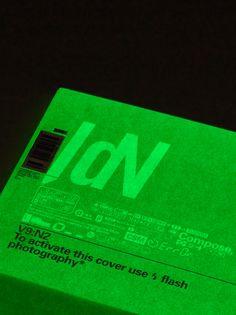 IdN – Magazine cover — Build