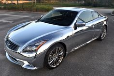 YES PLEASE! Chrome+Car+Wrap | Chrome car wrap from TechnoSigns in Oviedo, Florida | Flickr - Photo ...