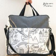 T-Bag (Travel Bag), la borsa da viaggio di fatto con Amore