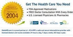 Buy Tramadol Fioricet Ultram and More - MedsMD.com Online Pharmacy