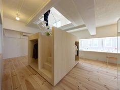 House in Megurohoncho / Torafu Architects (12)