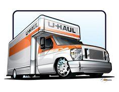 Vehicle Renderings - SIN Customs - Hot Rod Car Art
