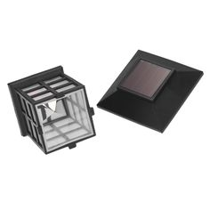 Only €5.25, multi-clolor Solar Powered LED Lantern 0.2W 10LM Light Sensing Rechargeable - Tomtop.com