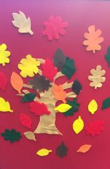 Five Little Leaves Flannel Board | Fall Storytime | Read with Mich