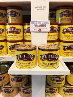Whitley's Peanut Fac