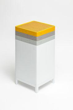 TAC - air purifier on Behance