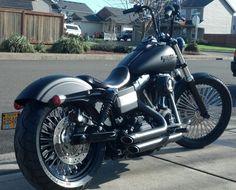 2012 Harley Davidson Street Bob Custom