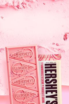 Introducing New HERSHEY'S ice cream inspired candy bars. Baby Food Recipes, Food Network Recipes, Mexican Food Recipes, Filipino Recipes, Mexican Dishes, Diet Recipes, Cake Recipes, Chicken Recipes, Humor