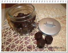 Jedlíkovo vaření: Čokoládové domácí pralinky