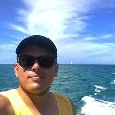 Fundidos el cielo y el mar #Varadero #Cuba by bresnhev