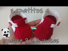 Knitted Booties, Knitted Dolls, Baby Patterns, Crochet Patterns, Apron Pattern Free, Baby Slippers, Crochet Baby Booties, Crochet Videos, Doll Shoes