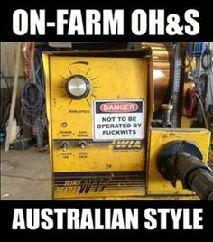 Probably a mind reader // funny pictures - funny photos - funny images - funny pics - funny quotes - Funny Warning Signs, Funny Signs, Funny Images, Funny Photos, Awkward Pictures, Meanwhile In Australia, Aussie Memes, Australian Memes, Australia Funny