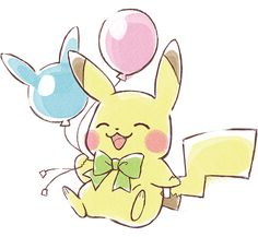 Pikachu Kuji Artwork
