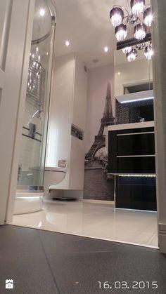łazienka w nowej odsłonie - zdjęcie od ewakol78 - Łazienka - Styl Glamour - ewakol78