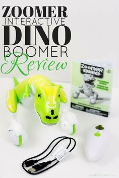 Hot Toy of the Year: Zoomer Interactive Dino Boomer Review - check out this review then purchase at Walmart his holiday!