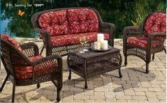 4-Pc. Seating Set from Big Lots $399.99