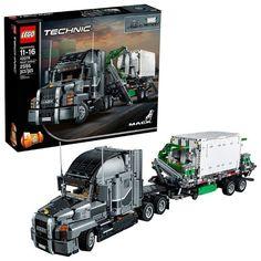 LEGO Technic Mack Anthem (42078) Lego Technic Truck, Lego Technic Sets, Mack Trucks, Toy Trucks, Semi Trucks, Lego City, Top Gifts For Boys, Technique Lego, Festa Hot Wheels