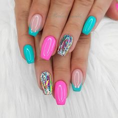 Charming Style of Gel Nail Colour for Your Finger Best Acrylic Nails, Acrylic Nail Designs, Nail Art Designs, Nails Design, Dope Nails, Swag Nails, Gel Nail Colors, Pink Gel Nails, Pedicure Colors