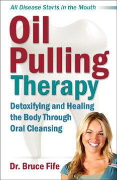 Oil Pulling Therapy Detoxifying and Healing the Body Through Oral Cleansing by Dr. Bruce Fife (I've been oil pulling for a while and it does work great! Oral Health, Health And Wellness, Health Tips, Dental Health, Health Benefits, Health Care, Oil Benefits, Cacao Benefits, Coconut Benefits