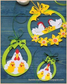 Поделки на Пасху из бумаги своими руками Easter Egg Crafts, Easter Art, Diy And Crafts, Crafts For Kids, Toilet Paper Crafts, Easter Crochet, Art N Craft, Easter Activities, Easter Holidays