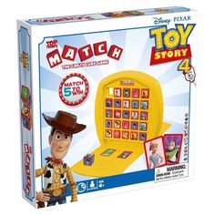 Top Trumps Toy Story 4 Top Trumps Match Board Game ** Be sure to check out this awesome product. (This is an affiliate link) Board Games For Boys, Lego Board Game, Games For Kids, Games To Play, Toy Story, Lego Jurassic World, Top Trumps, Tmnt, Disney Eye Found It