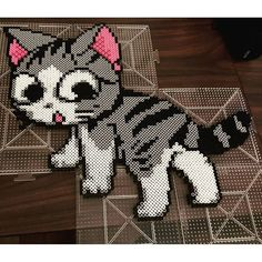 Chi from Chi's Sweet Home perler beads by peckapon