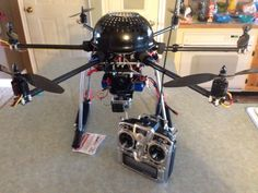 800 size hexacopter