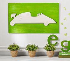 Car Planked Art #pbkids