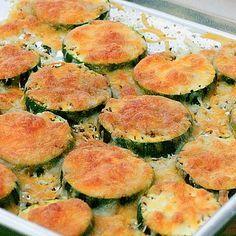 Baked-Zucchini-With-Mozzerella