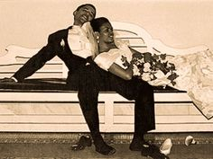 Barack and Michelle Obama...I love this picture of them!