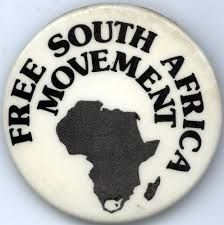 Free South Africa Movement button South Africa, Apartheid, African, Human Rights, Advertising, Free, Button, Buttons, Knot