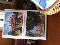 Notecard box set of two Watercolor paintings by MaryRileyFineArt