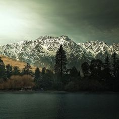 there's just something about mountains and the woods...