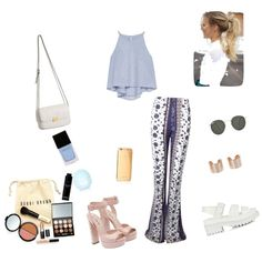 Untitled #1 by zeynep-doga-inal on Polyvore featuring polyvore, fashion, style, Zara, Missguided, Miu Miu, Maison Margiela, Goldgenie, Ray-Ban, Bobbi Brown Cosmetics, Topshop and Witchery