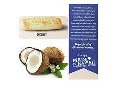 Diamond Bakery Coconut Hawaiian Macadamia Nut Shortbread Cookies Hawaiian Cookies, Shortbread Cookies, Crackers, Gourmet Recipes, Baked Potato, Bakery, Coconut, Diamond, Ethnic Recipes