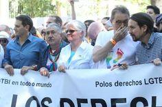 Los trans verán blindados por ley sus derechos en España. Se prohibirán pruebas psiquiátricas en la reasignación de sexo. Cristina Sen   La Vanguardia, 2017-09-19 http://www.lavanguardia.com/vida/20170919/431397357606/trans-derechos-lgtb-igualdad-congreso-sanidad.html