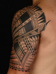 Cool Half Sleeve Tattoo Ideas For Guys