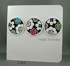 Circle Circus stamp set by Stampin' Up!