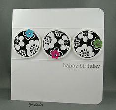 great card for circle circus
